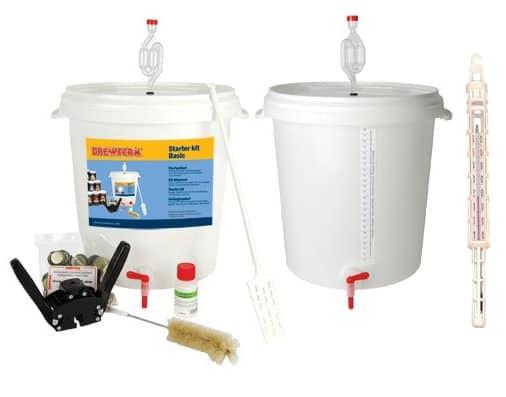 oprema Za pravljenje piva od ekstrakta slada