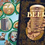 istorija piva strip